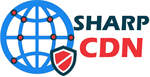 Sharp CDN – turning your website blazing fast