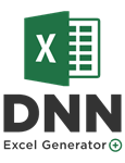 DNN Excel Generator Add-on 2.0 brand new release!